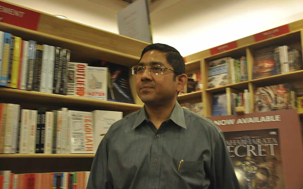 Science and The Mahabharata: My view as an author