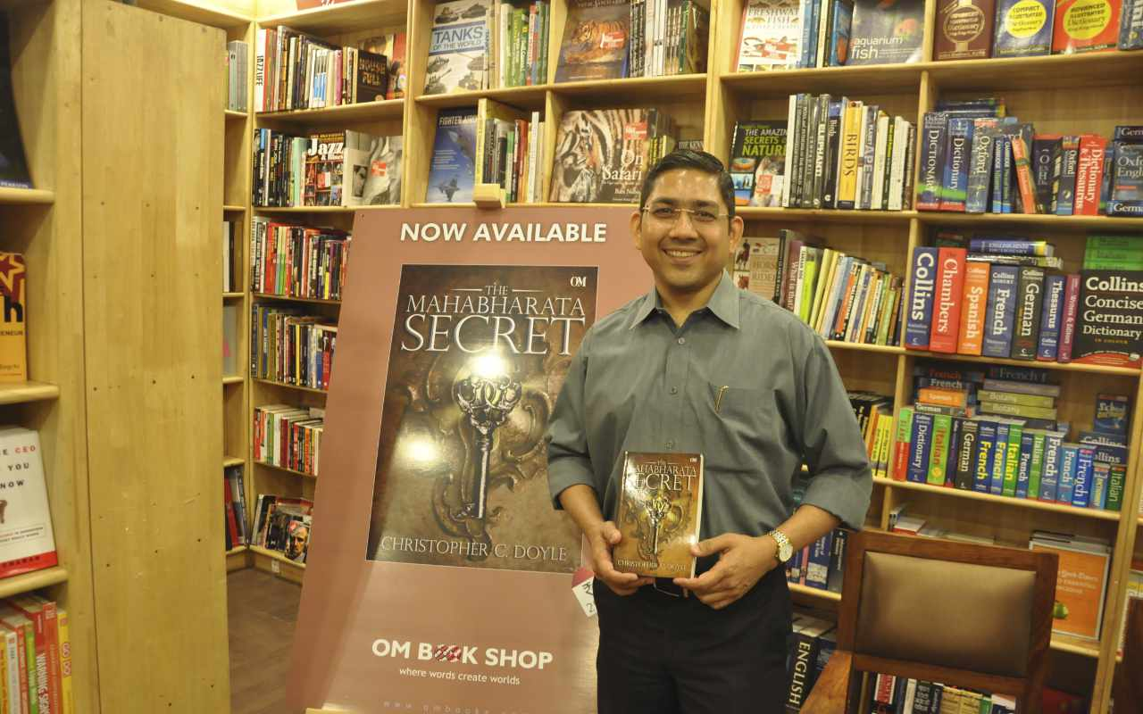 Book Review And Author Interview: The Mahabharata Secret: The Humming Notes