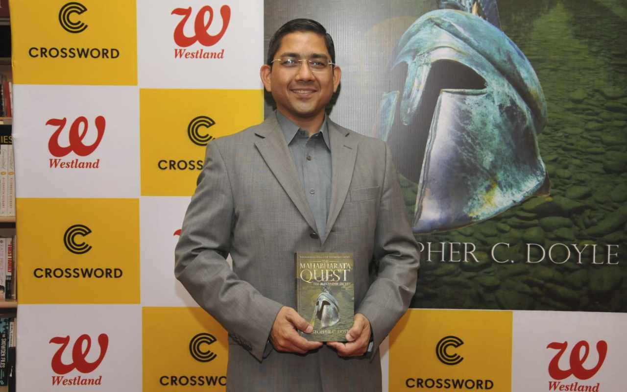 The Mahabharata Quest Launch: Mumbai