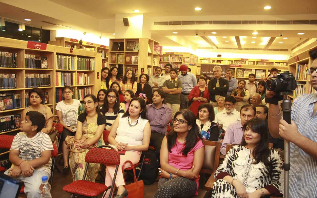 The Mahabharata Quest Launch: Gurgaon